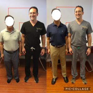 """Before and after 5' 3"""" to 5' 6"""""""